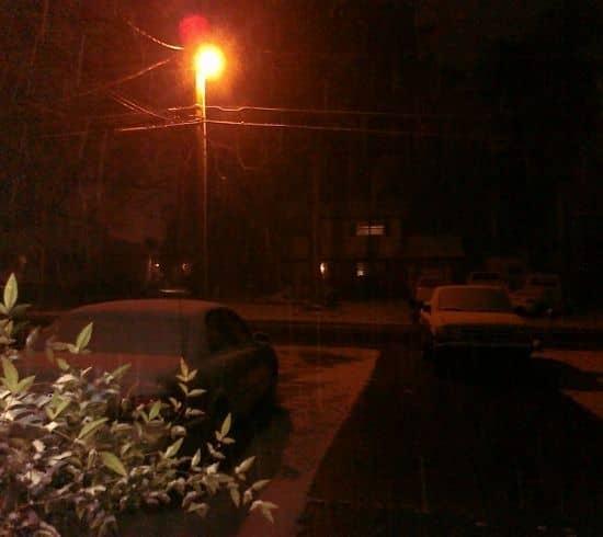 Tip Top Garage Doors Raleigh - Garner Garage Door Repair - Snowing in Garner, NC