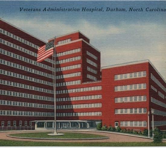 Tip Top Garage Doors Raleigh - Durham Garage Door Repair - Veterans Administration Hospital in Durham, NC