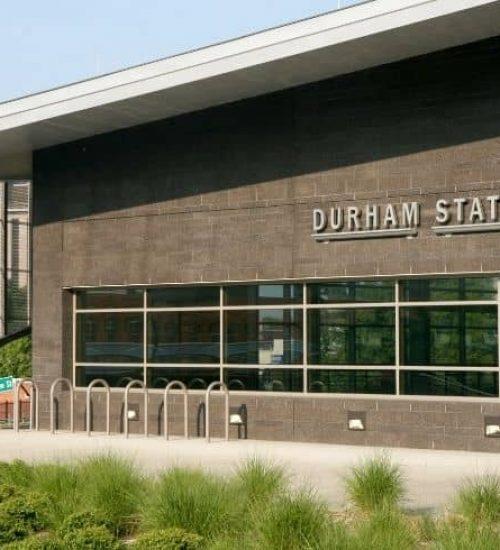 Tip Top Garage Doors Raleigh - Durham Garage Door Repair - Bus Station in Durham, NC
